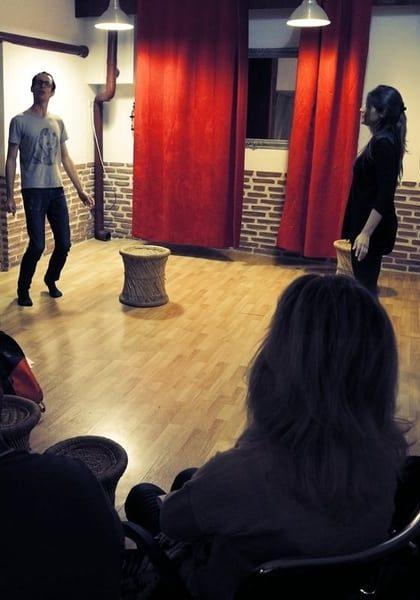 week-end théâtre à Paris cours acteur actrice formation stage comédien cinéma atelier école professeur Éveil de l'Acteur